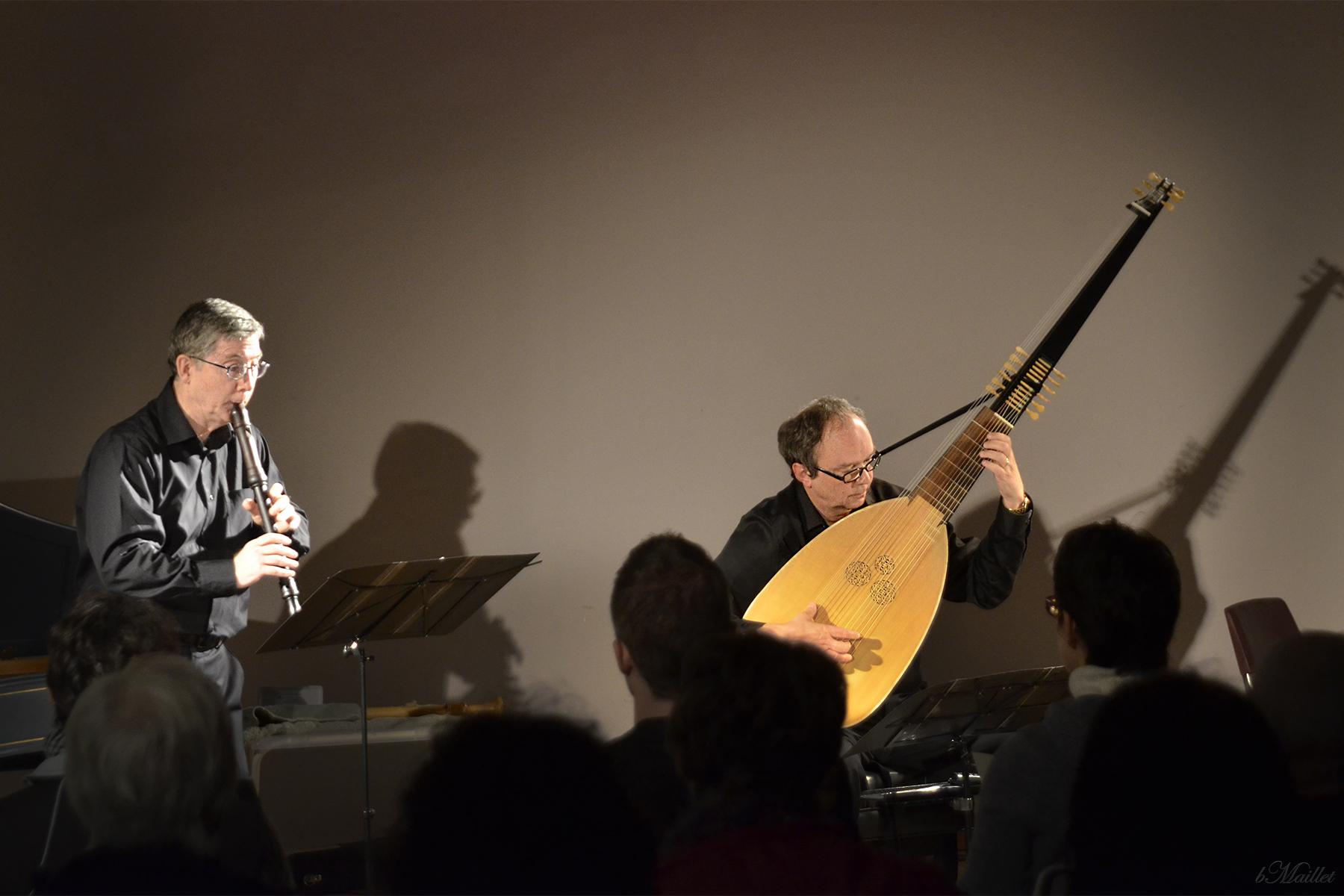Duo La Tour en concert, Moncton 2013