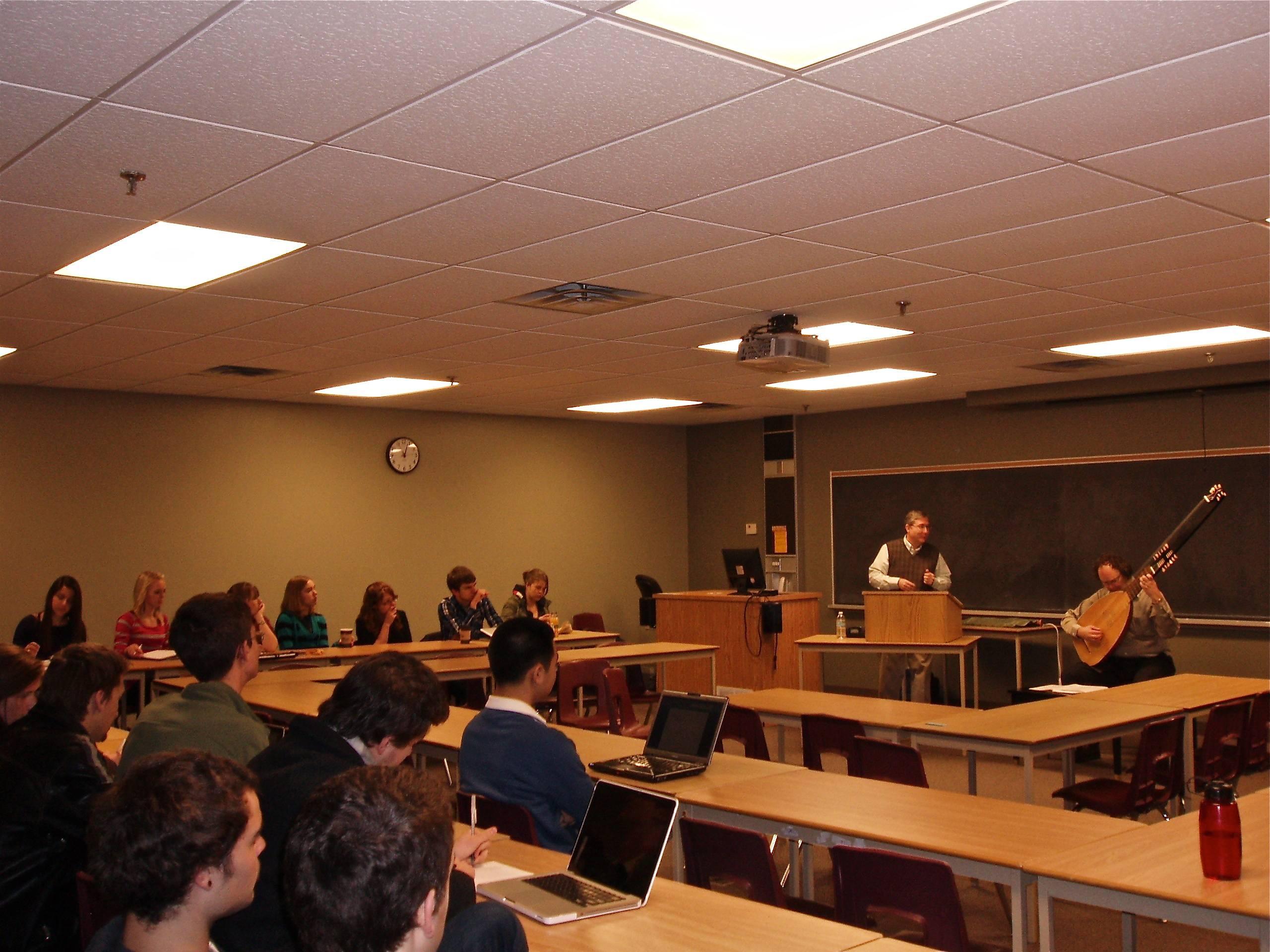 Atelier, Redeemer Un. College, Hamilton 2011