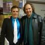 Avec mon élève guitariste Alain Gaudet,  2010