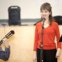 Spectacle pour enfants avec Hélène Gosselin, Fort Smith, 2011